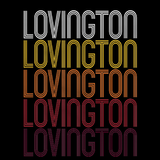 Lovington, NM | Retro, Vintage Style New Mexico Pride