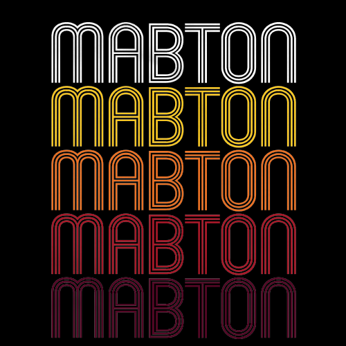 Mabton, WA | Retro, Vintage Style Washington Pride
