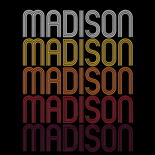 Madison, IN | Retro, Vintage Style Indiana Pride