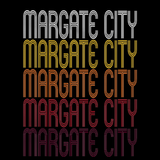 Margate City, NJ | Retro, Vintage Style New Jersey Pride