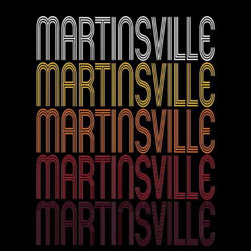 Martinsville, IN | Retro, Vintage Style Indiana Pride