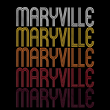 Maryville, TN | Retro, Vintage Style Tennessee Pride