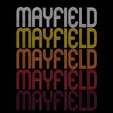 Mayfield, OH | Retro, Vintage Style Ohio Pride