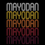 Mayodan, NC | Retro, Vintage Style North Carolina Pride