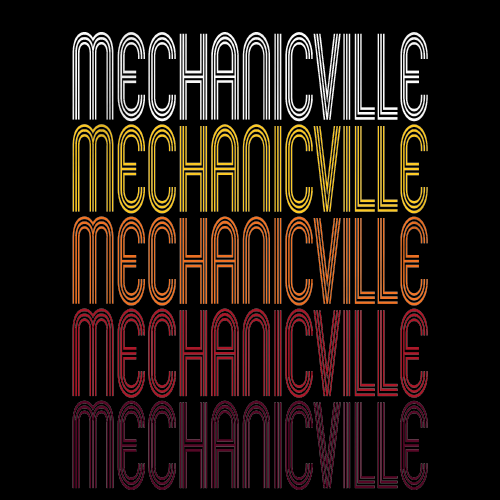 Mechanicville, NY | Retro, Vintage Style New York Pride