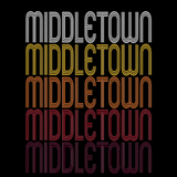 Middletown, CT | Retro, Vintage Style Connecticut Pride