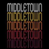 Middletown, IN | Retro, Vintage Style Indiana Pride