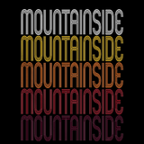 Mountainside, NJ | Retro, Vintage Style New Jersey Pride