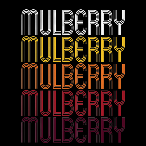 Mulberry, IN | Retro, Vintage Style Indiana Pride