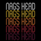 Nags Head, NC | Retro, Vintage Style North Carolina Pride