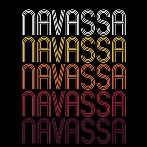 Navassa, NC | Retro, Vintage Style North Carolina Pride
