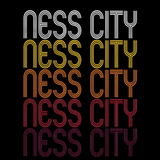 Ness City, KS | Retro, Vintage Style Kansas Pride