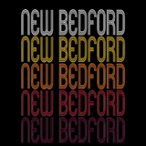 New Bedford, MA | Retro, Vintage Style Massachusetts Pride