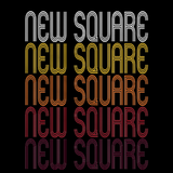 New Square, NY | Retro, Vintage Style New York Pride