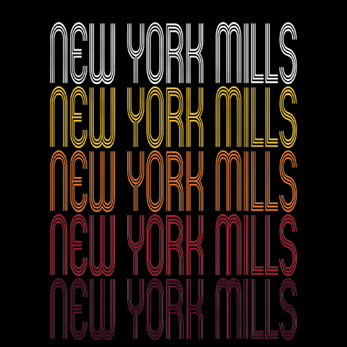 New York Mills, NY | Retro, Vintage Style New York Pride