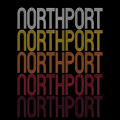 Northport, NY | Retro, Vintage Style New York Pride