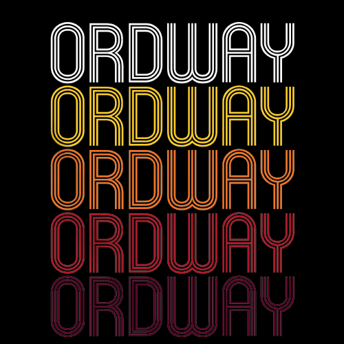 Ordway, CO | Retro, Vintage Style Colorado Pride