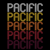 Pacific, WA | Retro, Vintage Style Washington Pride