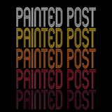 Painted Post, NY | Retro, Vintage Style New York Pride