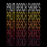 Palm Beach Shores, FL | Retro, Vintage Style Florida Pride