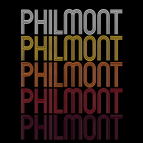Philmont, NY | Retro, Vintage Style New York Pride