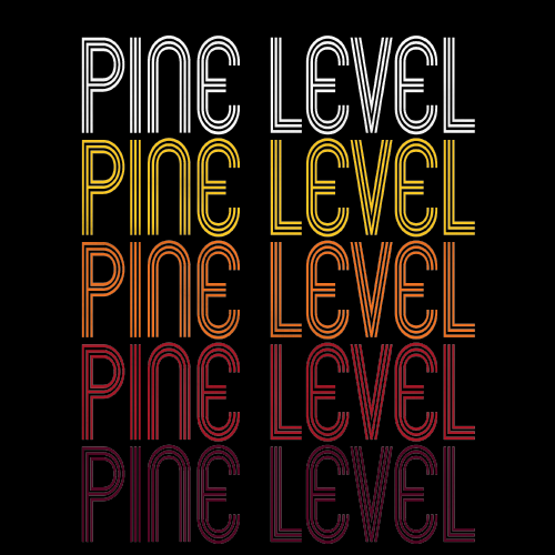 Pine Level, NC | Retro, Vintage Style North Carolina Pride