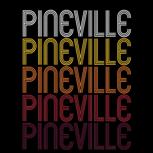 Pineville, NC | Retro, Vintage Style North Carolina Pride