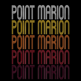 Point Marion, PA | Retro, Vintage Style Pennsylvania Pride