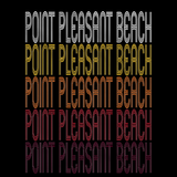 Point Pleasant Beach, NJ | Retro, Vintage Style New Jersey Pride