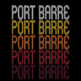 Port Barre, LA | Retro, Vintage Style Louisiana Pride