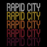 Rapid City, SD | Retro, Vintage Style South Dakota Pride
