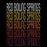 Red Boiling Springs, TN | Retro, Vintage Style Tennessee Pride
