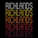 Richlands, VA | Retro, Vintage Style Virginia Pride