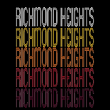 Richmond Heights, MO | Retro, Vintage Style Missouri Pride