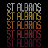 St. Albans, WV | Retro, Vintage Style West Virginia Pride