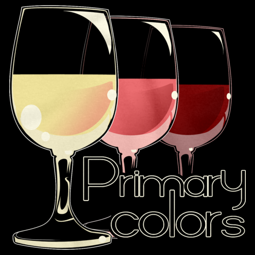 PRIMARY COLORS Black art preview