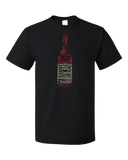 Unisex Black Wines for Days - Wine Fan Oenophile Red White Rose Lover Fun T-shirt