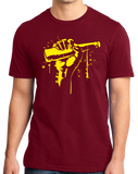 Wolverine State - Spray T-shirt (Two Colors Available)