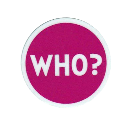 Who? Weekly Sticker Pack