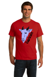 Standard Red Zodiac Capricorn - Horoscope Astrology Fan Star Sign Goat T-shirt
