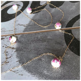 Rose Layering Necklace - ROWAN + RAE designs