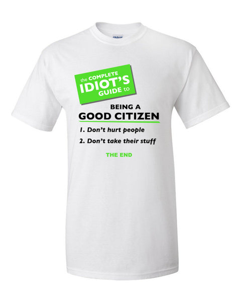 Complete Idiot's Guide - Good Citizen