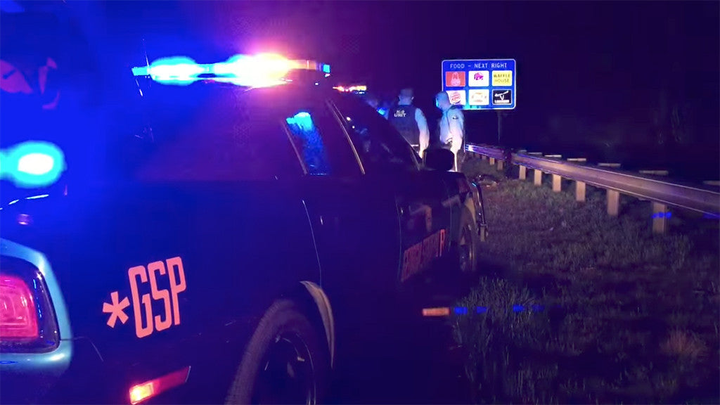 HIGH SPEED CHASE IN GEORGIA ENDS IN WRECK! – BIKESvsCOPS