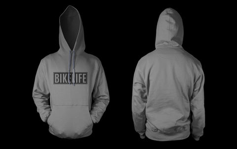 HOODIE - BIKE LIFE IS MY LIFE