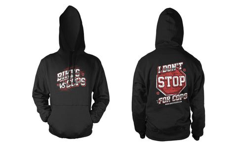 LONGSLEEVE - I DON'T STOP FOR COPS