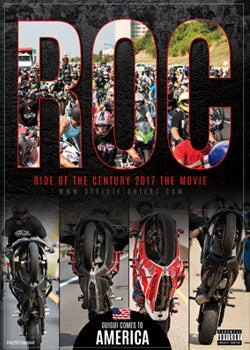 "DOWNLOAD - ROC 2017 THE MOVIE ""GUIGUI COMES TO AMERICA"""