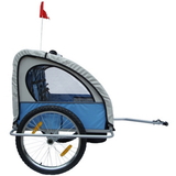 Childrens Bike Trailer with Shocks