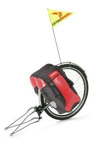 Bicycle Trailer + Panniers Ortlieb Bike Packer Classic