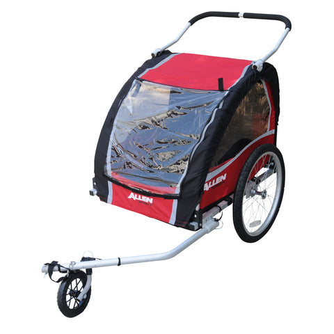 Allen Sports - 2 Child Aluminium Trailer/Stroller - AST200