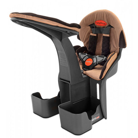 WeeRide Deluxe Centre Mounted Bike Seat Ltd Edition
